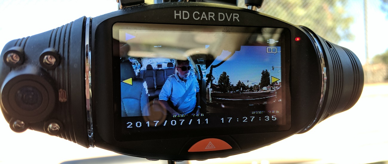 Dash Cam A Must For Uber And Lyft Driver Safety
