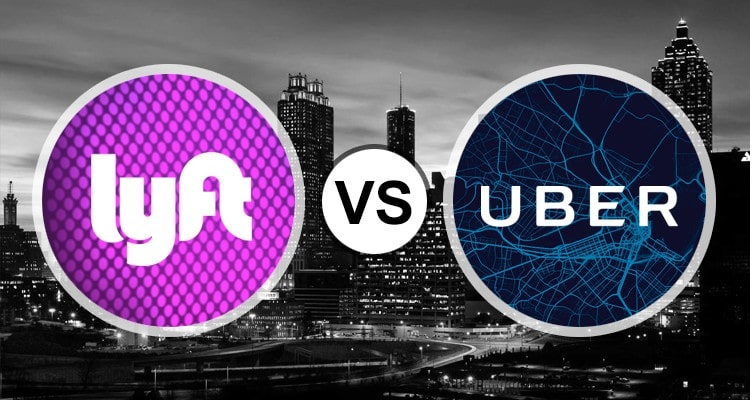 Uber And Lyft Fight It Out For Drivers