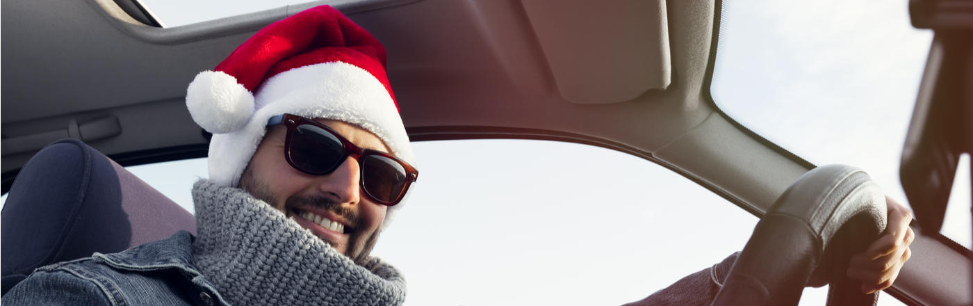Holiday Shopping Blues Resolved By Driving For Uber And Lyft