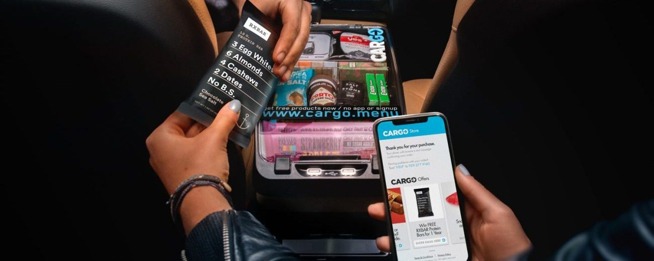 Vending in the Age of Rideshare